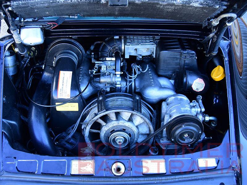 1986 Porsche 911 Carrera 3.2 Coupe For Sale (picture 6 of 6)