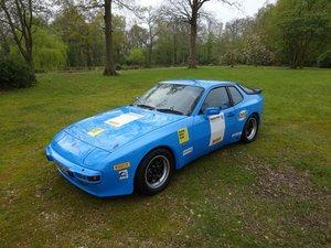 1987 Porsche 944 Lux - Track day car For Sale