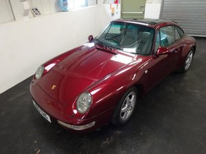 1996 Porsche 911 993 Varioram Targa - 48,751 miles - Manual For Sale