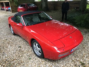1990 (G) Porsche 944 S Cabrio For Sale