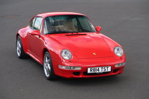 1997 PORSCHE 911 CARRRA 2S 6-SP 993 For Sale