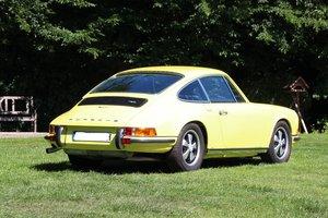 """Porsche 911 T/E 1972 """"Öl Klappe"""" Coupe 2.4L"""