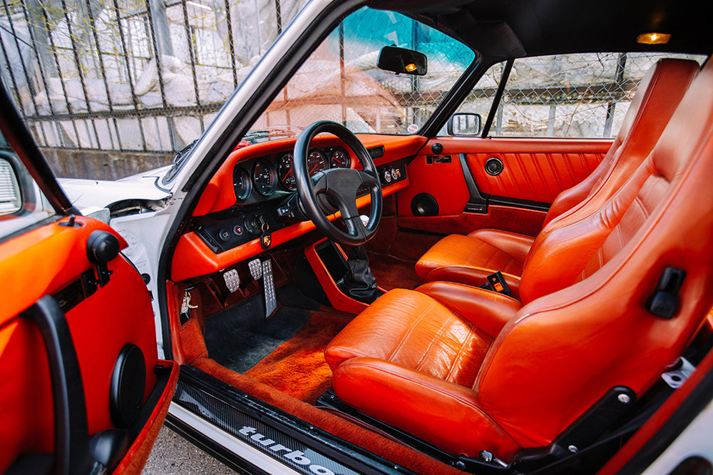 Porsche 911 Turbo by RUF, 1978 For Sale (picture 4 of 6)