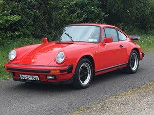 1986 Porsche 911 Carrera 3.3 For Sale