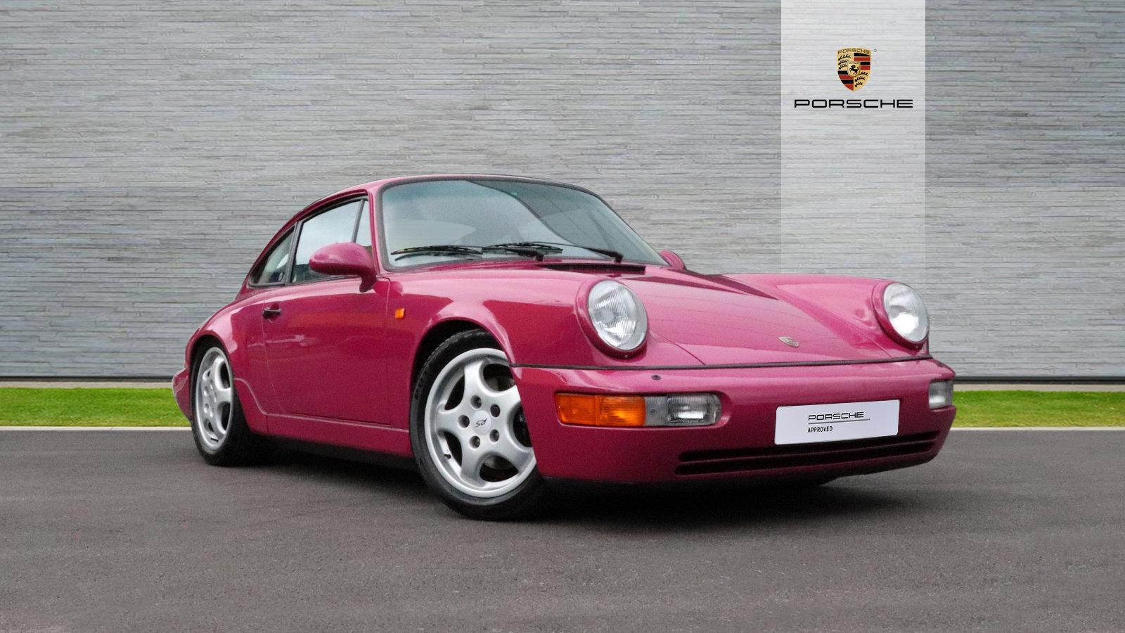 1991 Porsche 964 Carrera 4 Coupe For Sale (picture 1 of 6)