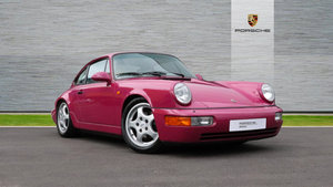 1991 Porsche 964 Carrera 4 Coupe For Sale