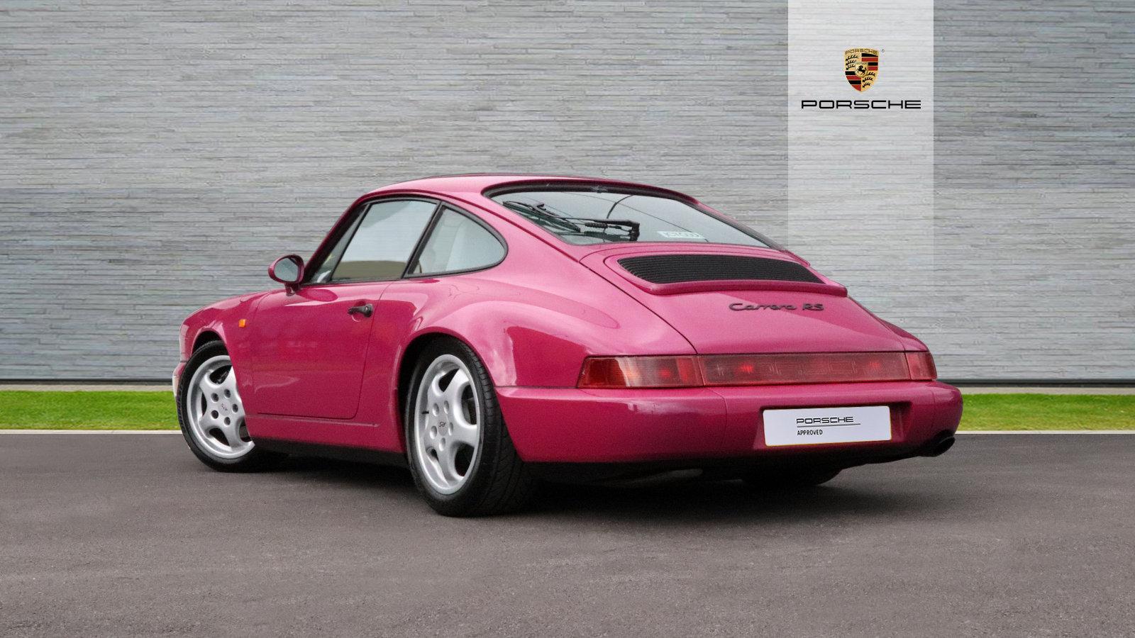 1991 Porsche 964 Carrera 4 Coupe For Sale (picture 2 of 6)