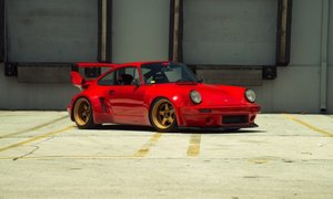 1990 Porsche 911 Carrera 2 964 Coupe Sunburst WideBody 3.6L