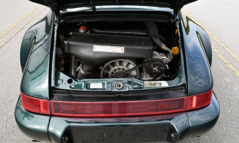 1990 Porsche 911 964 Carrera 4 964 Carrera 4 Widebody 3.3 T For Sale (picture 4 of 6)