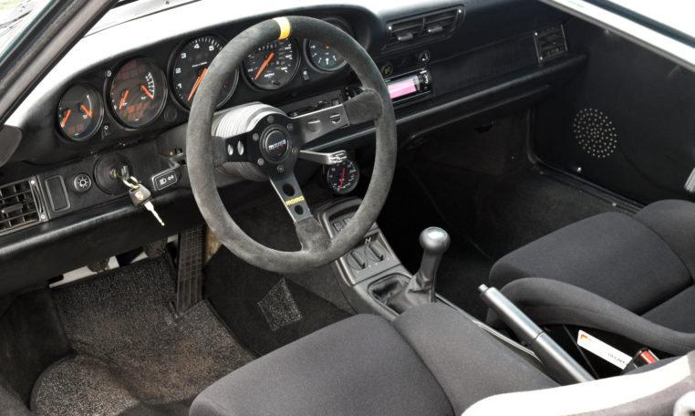 1990 Porsche 911 964 Carrera 4 964 Carrera 4 Widebody 3.3 T For Sale (picture 6 of 6)