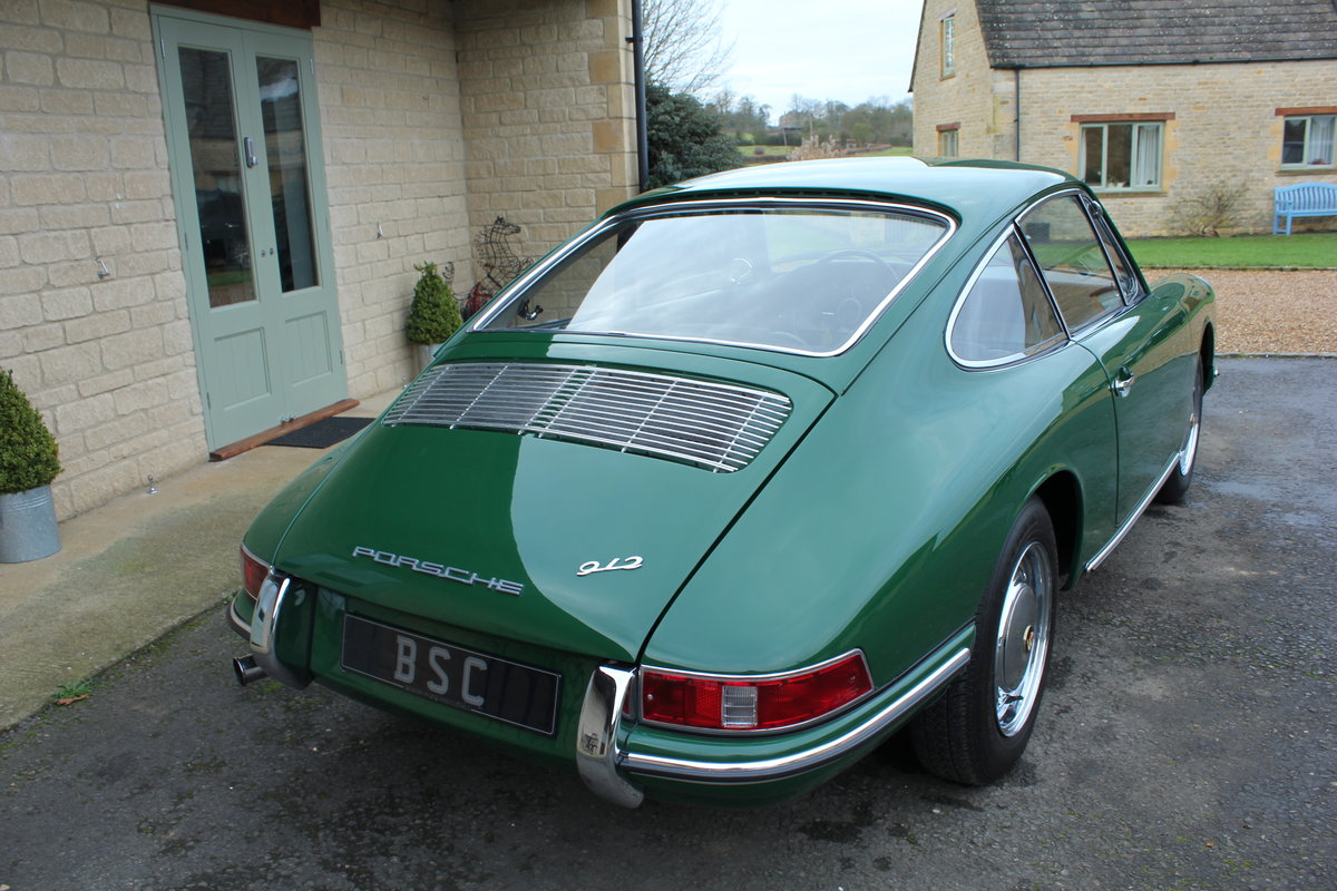 1966 PORSCHE 912 - BEST AVAILABLE  For Sale (picture 2 of 12)