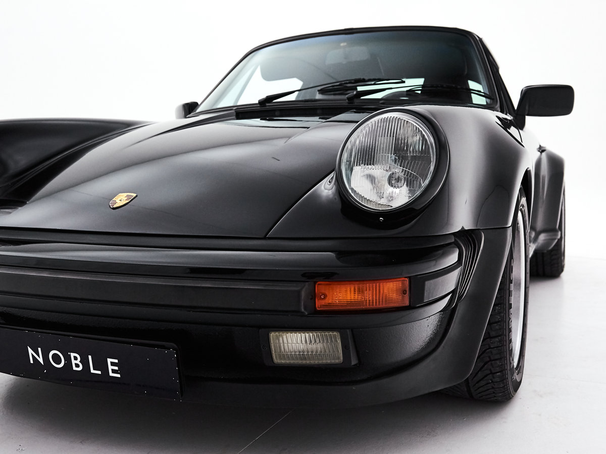 1986 PORSCHE 911 3.2 CABRIOLET For Sale by Auction (picture 3 of 6)
