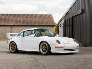 1998 Porsche 911 Carrera RSR For Sale by Auction