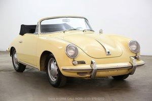 1965 Porsche 356C Cabriolet For Sale