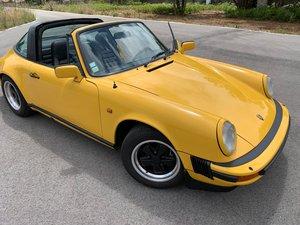 1977 PORSCHE 911 TARGA 2.7 For Sale