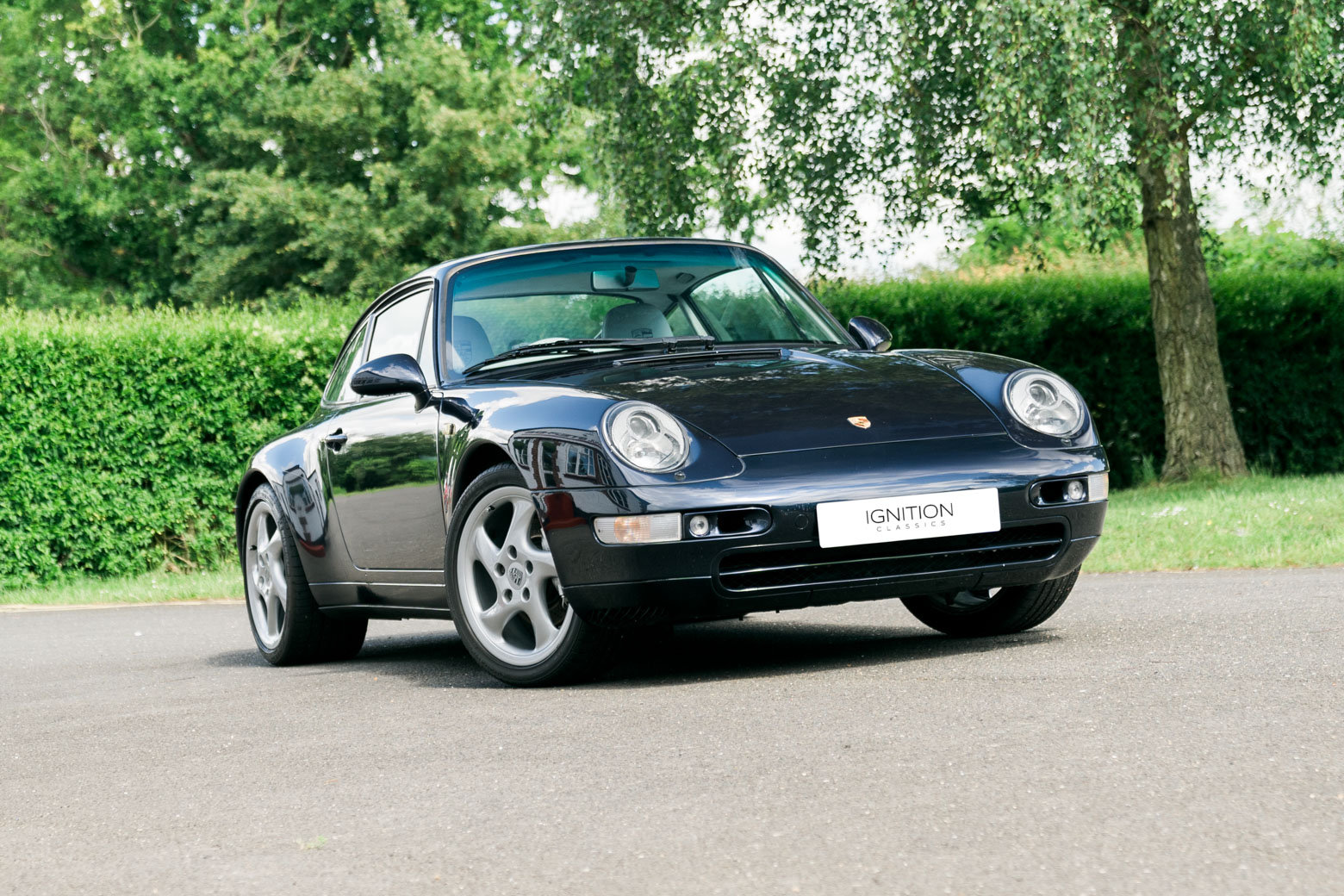 1995 Porsche 993 C4 Manual For Sale (picture 1 of 6)