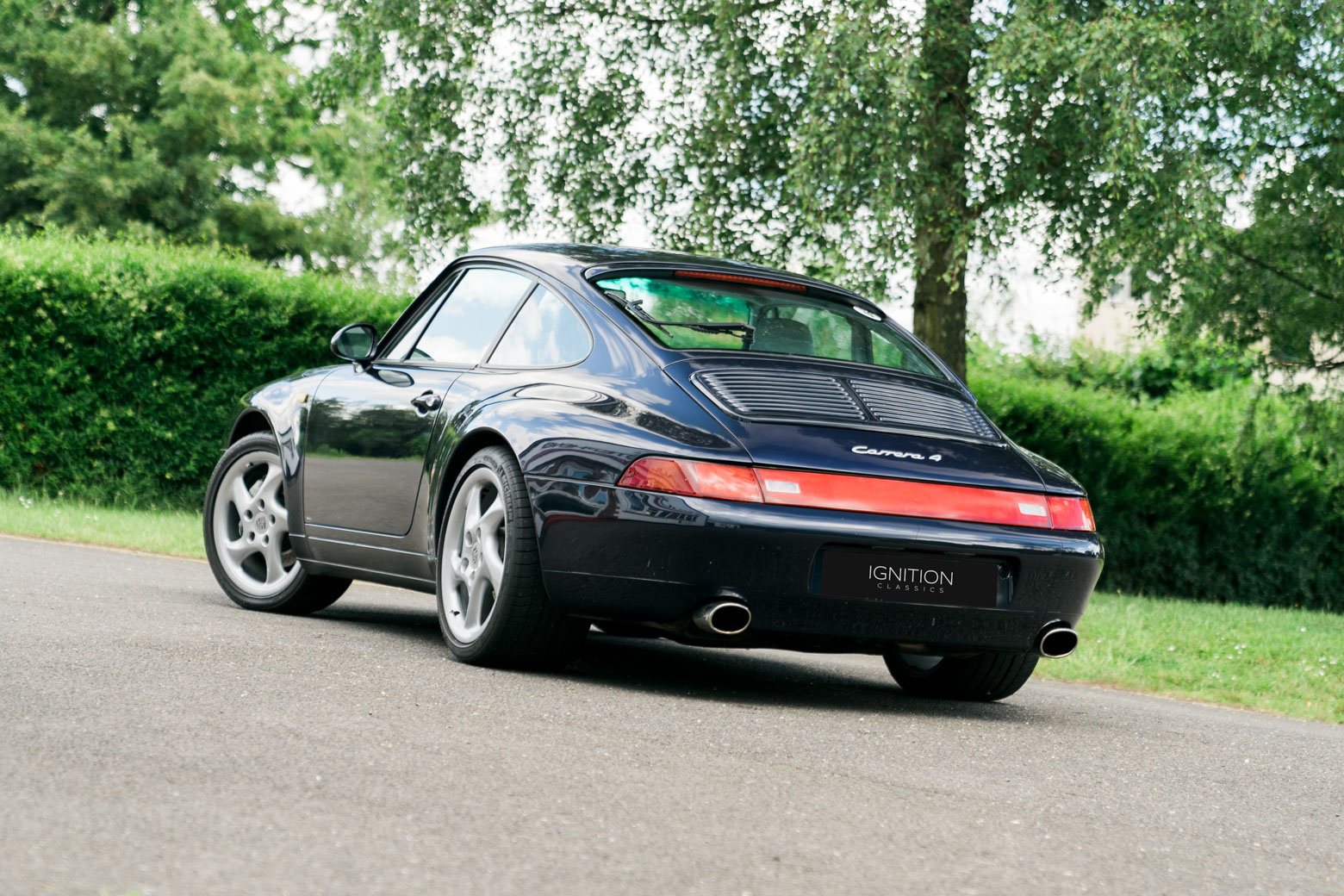 1995 Porsche 993 C4 Manual For Sale (picture 2 of 6)