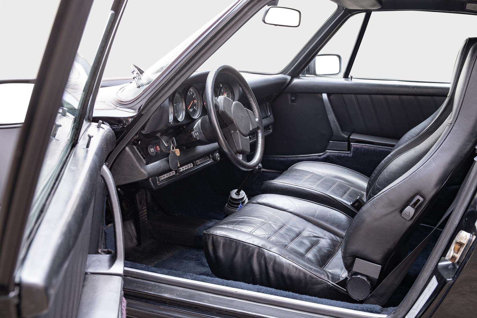 1976 Porsche 911 3,0L Turbo For Sale (picture 3 of 6)