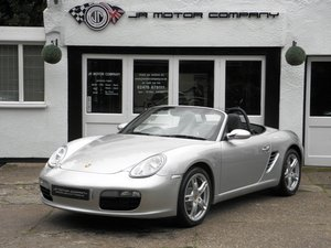 Picture of 2005 Porsche Boxster 2.7 Manual Arctic Silver Huge spec! SOLD