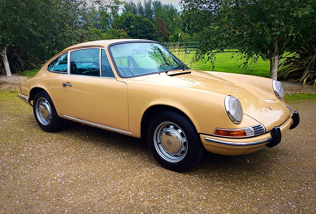 1969 PORSCHE 912 COUPE - 5 SPEED - SUPERB CAR - POSS PX For Sale (picture 1 of 6)