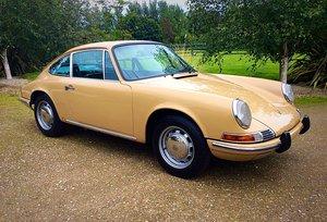 1969 PORSCHE 912 COUPE - 5 SPEED - SUPERB CAR - POSS PX