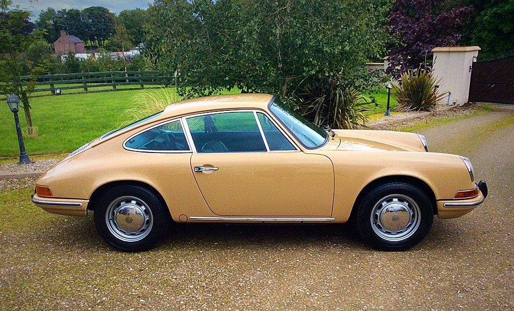 1969 PORSCHE 912 COUPE - 5 SPEED - SUPERB CAR - POSS PX For Sale (picture 2 of 6)