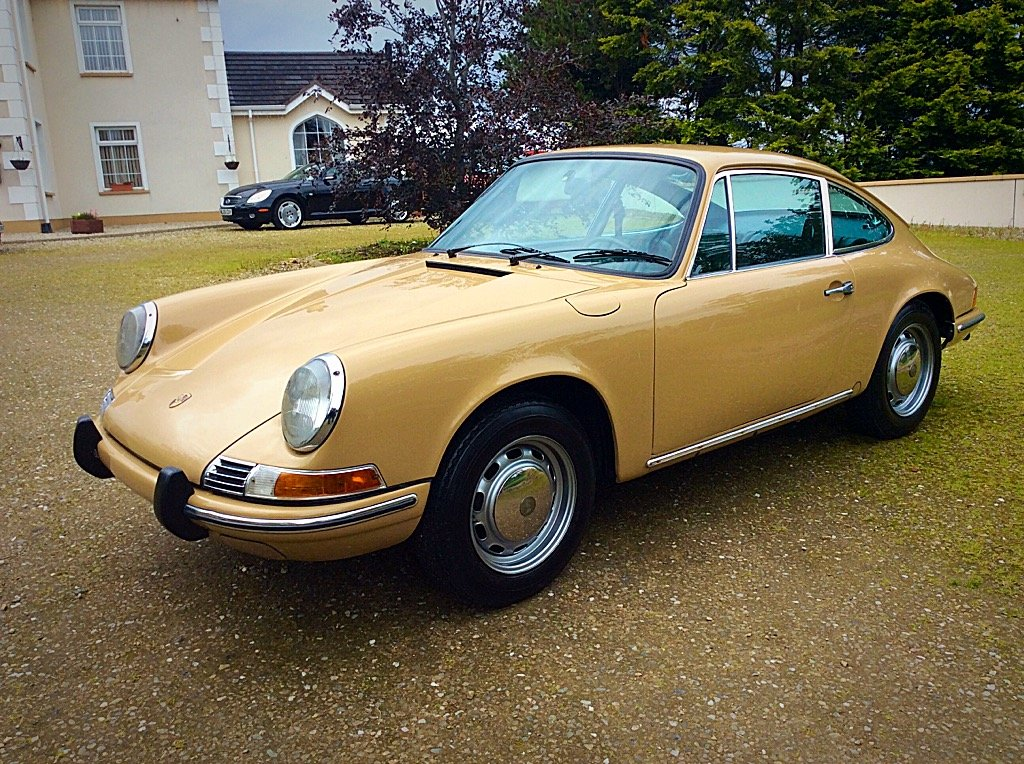 1969 PORSCHE 912 COUPE - 5 SPEED - SUPERB CAR - POSS PX For Sale (picture 3 of 6)