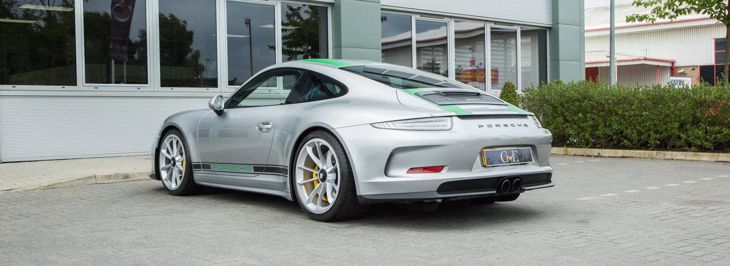 PORSCHE 911 (991) R 2016/66 For Sale (picture 2 of 6)