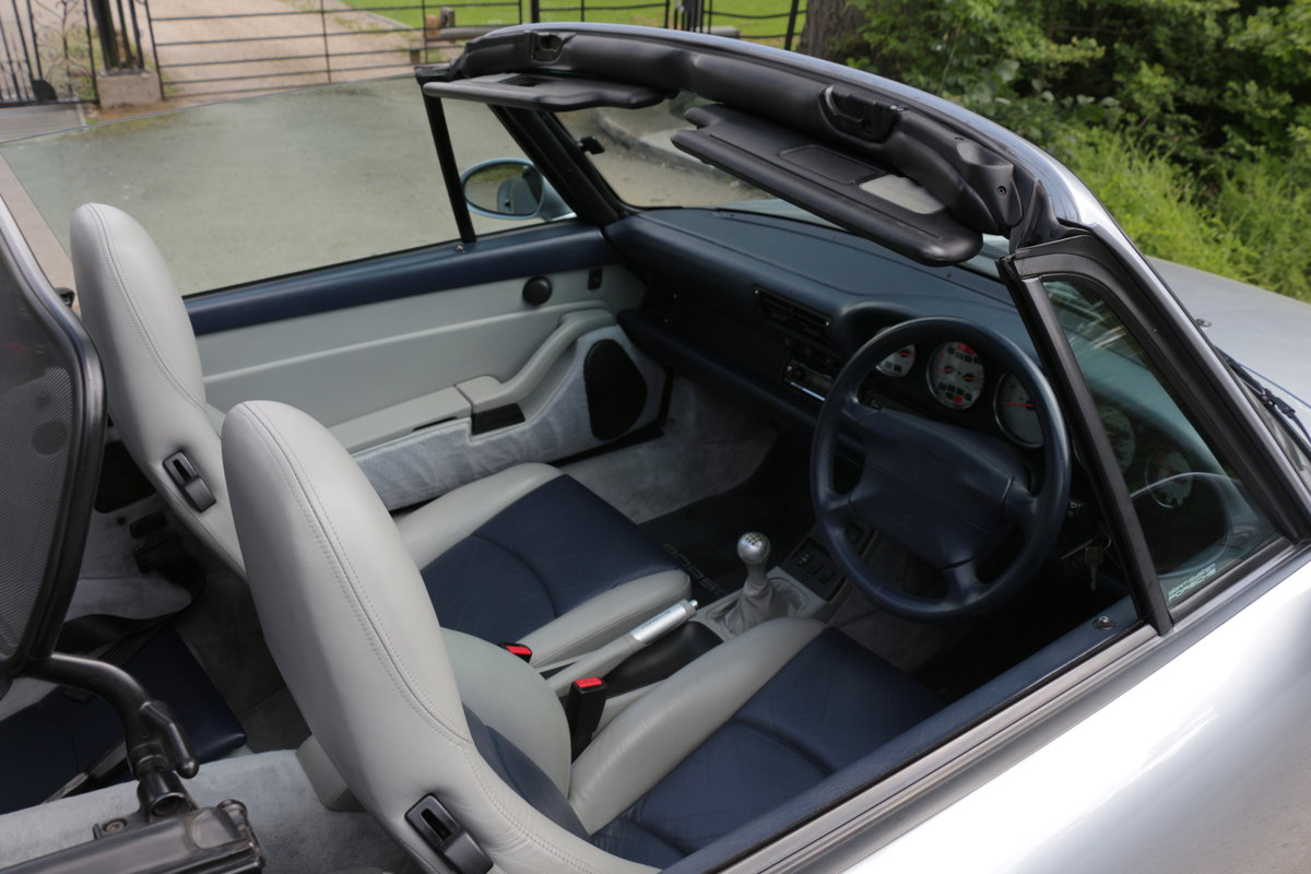 1997 911 (993) C4 Cabriolet-Manual For Sale (picture 3 of 6)