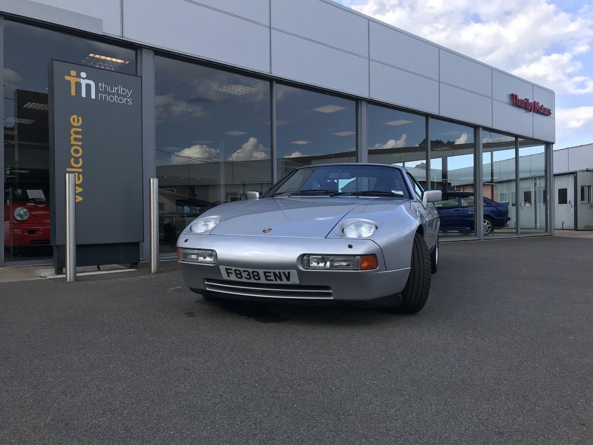 1989 Porsche 928 S4 For Sale (picture 3 of 3)