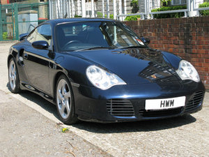 2003 2002- Porsche 996 Turbo For Sale