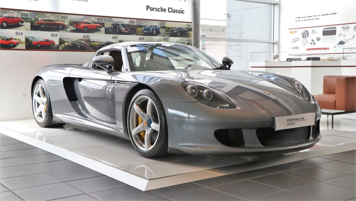2004 Porsche Carrera GT 2dr  For Sale (picture 1 of 6)