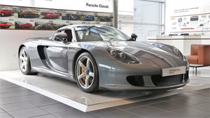 2004 Porsche Carrera GT 2dr  For Sale