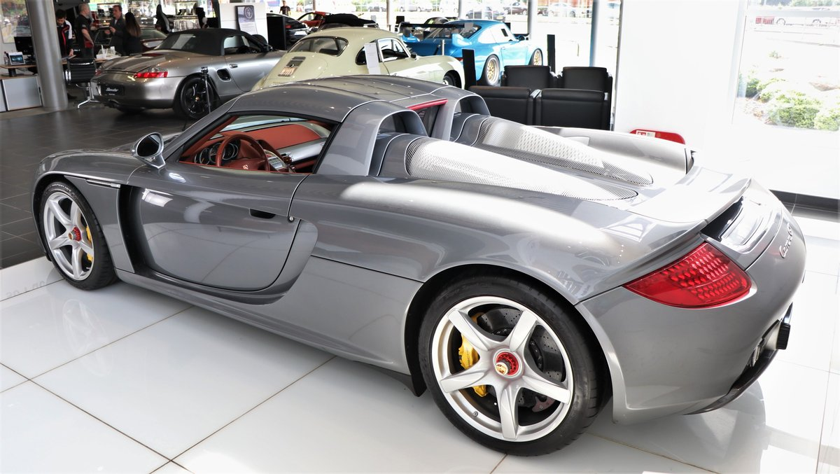 2004 Porsche Carrera GT 2dr  For Sale (picture 2 of 6)