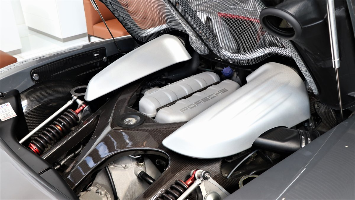 2004 Porsche Carrera GT 2dr  For Sale (picture 6 of 6)