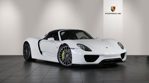 2015 Porsche 918 Spyder 2dr PDK For Sale
