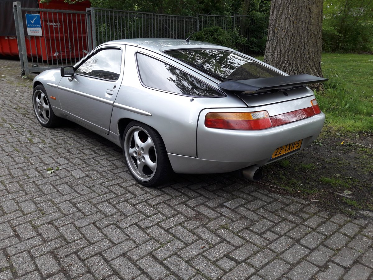 Porsche 928 1979 RHD S4 look For Sale (picture 2 of 6)