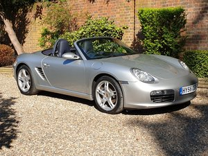 2006 Porsche Boxster 2.7 987 2dr, 1 Owner, Only 5600 miles For Sale