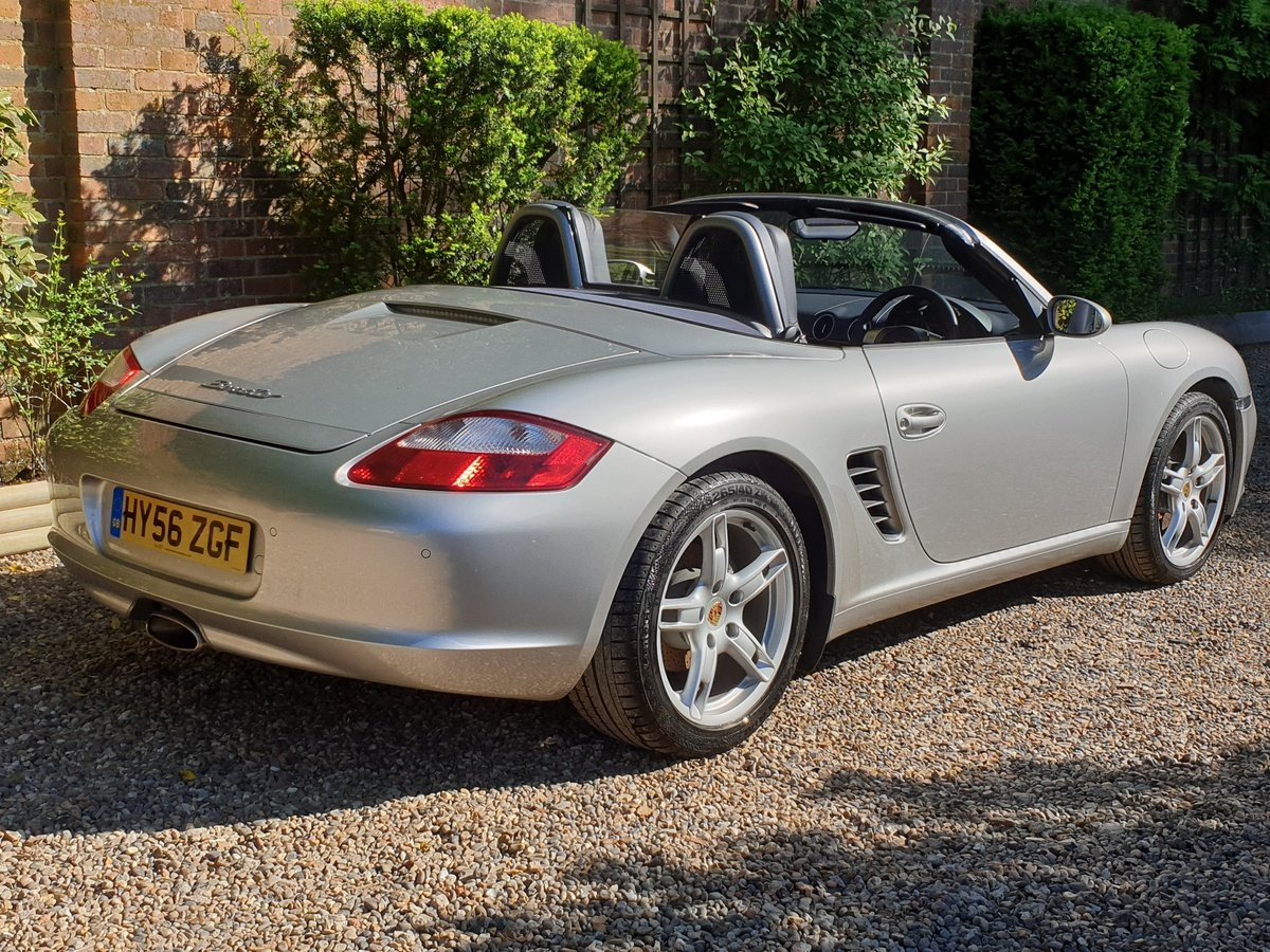 2006 Porsche Boxster 2.7 987 2dr, 1 Owner, Only 5600 miles For Sale (picture 2 of 6)