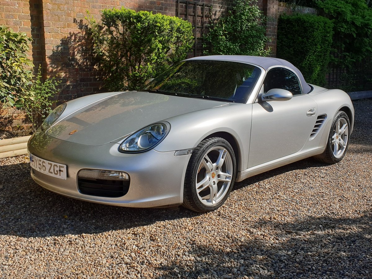 2006 Porsche Boxster 2.7 987 2dr, 1 Owner, Only 5600 miles For Sale (picture 4 of 6)