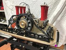 1970 Porsche RSR Engine = Fresh Race Engine 3.5 liter 930 Case For Sale (picture 2 of 5)