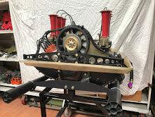1970 Porsche RSR Engine = Fresh Race Engine 3.5 liter 930 Case For Sale (picture 3 of 5)