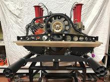 1970 Porsche RSR Engine = Fresh Race Engine 3.5 liter 930 Case For Sale (picture 4 of 5)