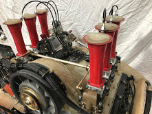 1970 Porsche RSR Engine = Fresh Race Engine 3.5 liter 930 Case For Sale (picture 5 of 5)