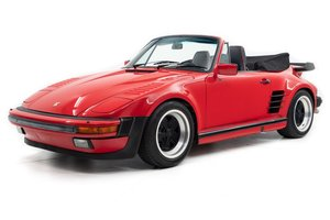1988 Porsche 911 Carbriolet Turbo = Factory M505 Slant $obo For Sale