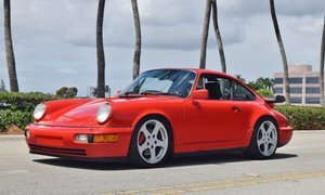 1990 PORSCHE 911 RUF RCT EVO 964 TURBO Fast 425-HP $139.5k For Sale