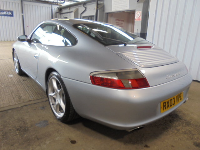 2003 ***Porsche 911 Carrera 4 Coupe - 3596cc - 20th July*** For Sale by Auction (picture 2 of 6)