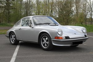 PORSCHE 911T 2.4 FINISHED IN SILVER 1971 Classic For Sale