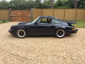 1986 Porsche 911 Carrera  For Sale