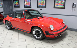 1984 Porsche 911 3.2 Carrera Cabrio For Sale